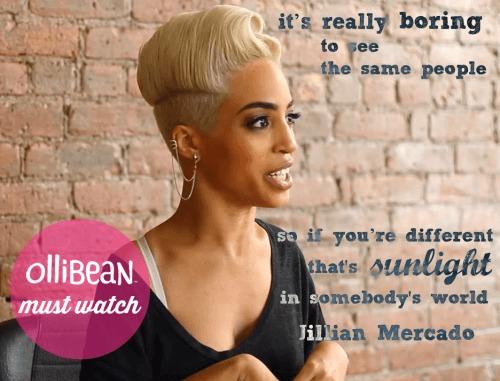 What's Underneath – Jillian Mercado