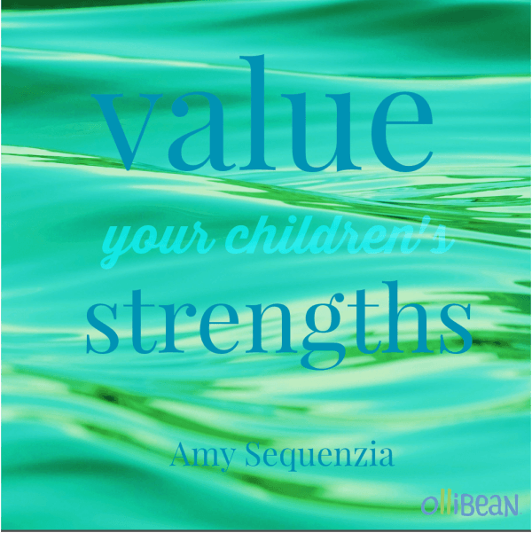 "image of water : ""value your children's strengths"" Amy Sequenzia on Ollibean"