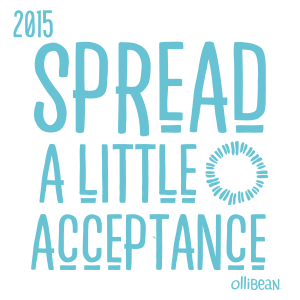 spread a little acceptance