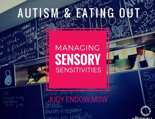 Autism and Eating Out