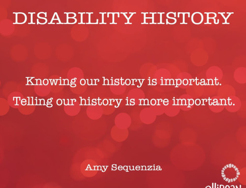 Disability History and Pop Culture