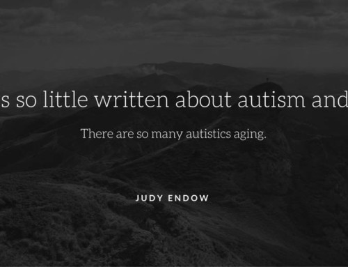 Autism and Movement Fluidity in Thinking