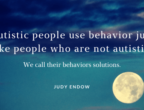 Autistic Neurology and Behavior